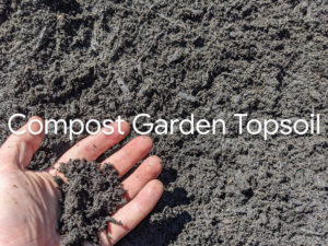 Compost Garden Top Soil for home delivery Vancouver