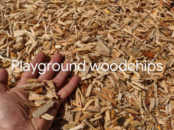 Certified Playground Wood Chips delivered to home Sea to Sky