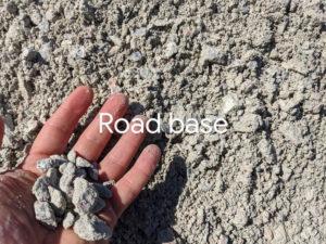 Road Base Gravel aggregate for home delivery Fraser Valley
