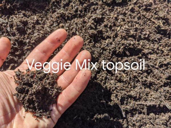 Veggie Mix Organic Soil with home delivery in White Rock